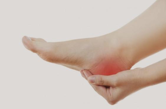 Que signifie une douleur au talon ?
