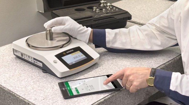Quelle est l'utilité des balances en laboratoire ?