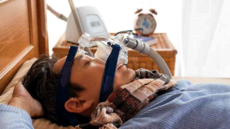 Fonctionnement du dispositif médical de PPC contre l'apnée du sommeil