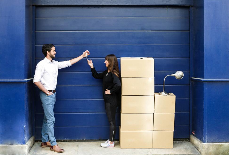 Self-stockage VS garde-meuble : quelle différence?
