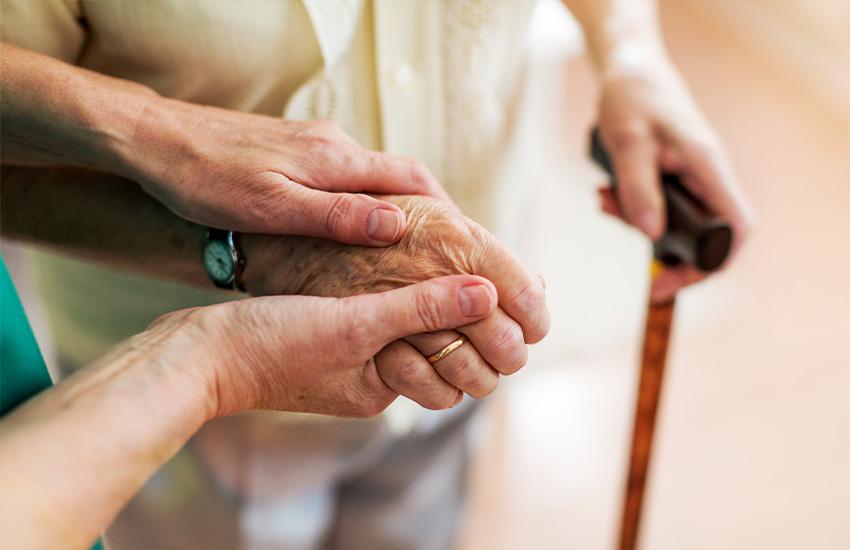 Le risque de chute des personnes âgées